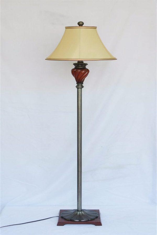 Alex Gold Floor Lamp