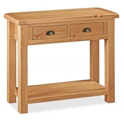 Cork Console Table