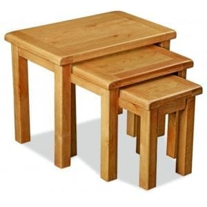 Cork Nest Of Tables