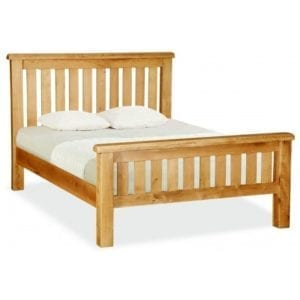 Cork Double Bed Frame