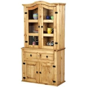 Corona Small Buffet Hutch