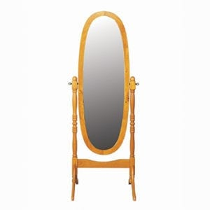 Cheval Mirror - C.F Honey