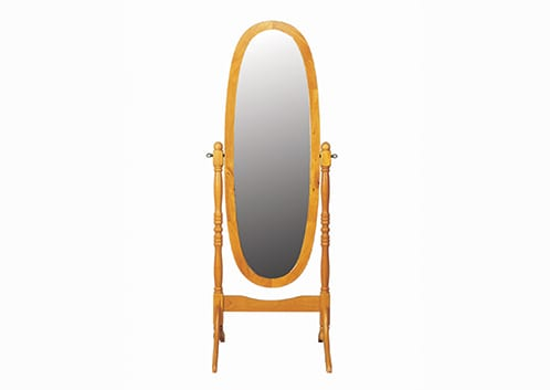 Cheval Mirror - C.F Honey