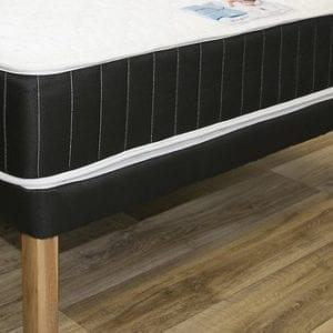 Divan Base with Legs - Double