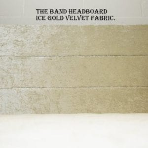 Band Headboard - Single