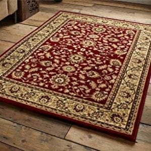 Heritage Rug - Red - 120 x 170
