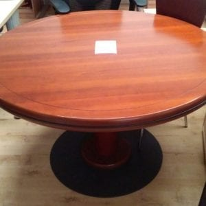 Round Conference Desk