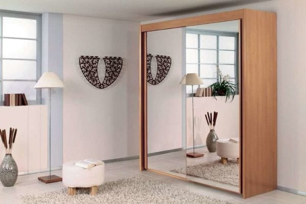 Imperial 1.8m Sliding Door Wardrobe