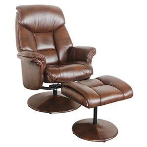 Kenmare Chair & Stool - Tan