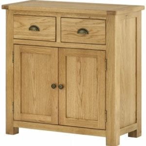 Portlaois Small Sideboard - Oak