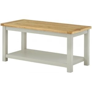 Portlaois Coffee Table - Stone Grey