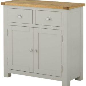 Portlaois Small Sideboard - Stone Grey