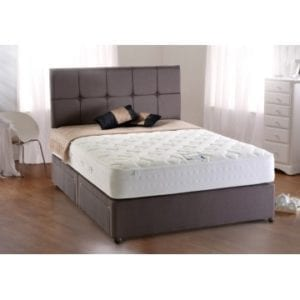 "Respa - 1200 Pocket Sprung 4'6"" Mattress"