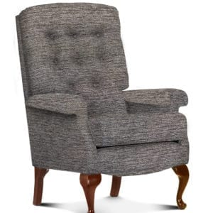Shildon Fireside Chair - Tuscany Mink