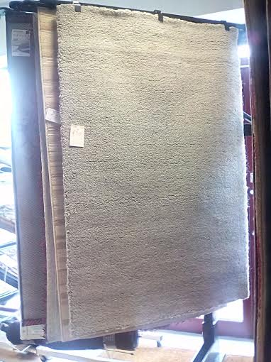 Touch Wool Rug - 170 x 120 - Silver