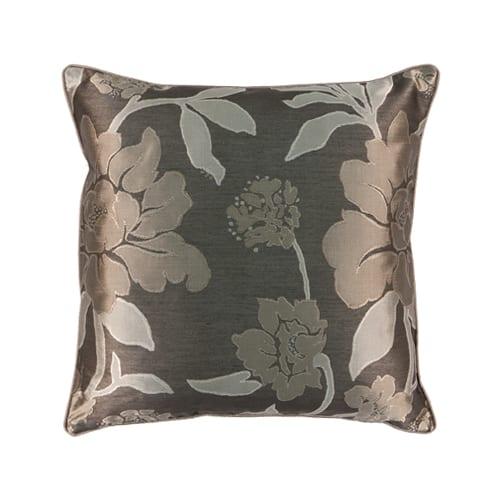 Wisteria Latte Cushion