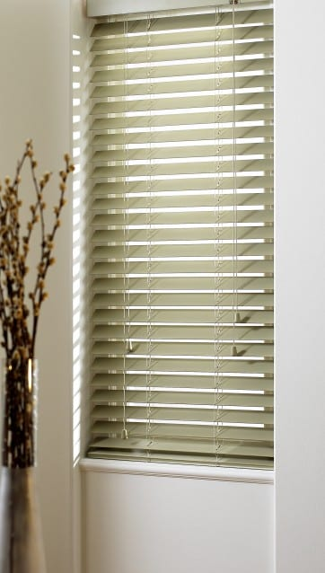 Apple Wood Slat - Venetian Blind