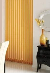 Carnival Sunflower - Vertical Blind