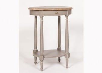 Chateau Oval Side Table