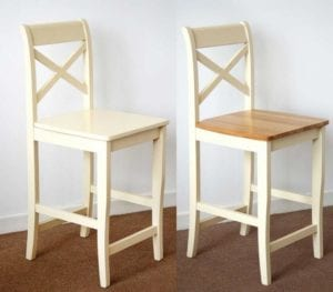 Clermont Bar Stool - Cream