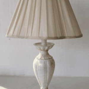 Table Lamp - Cream