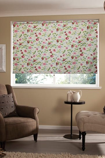 Daisy Chain Vintage – Roller Blind – Mullarkeys Furniture
