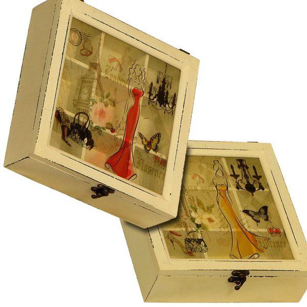 Elegant Ladies Curiosity Box
