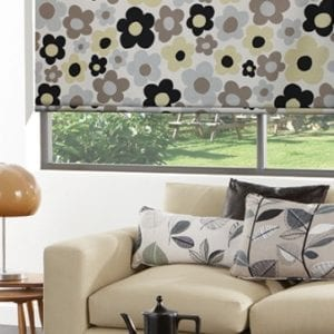 Fab Pebble - Roller Blind
