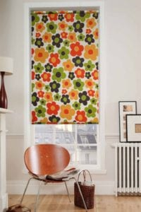 Fab Tango - Roller Blind