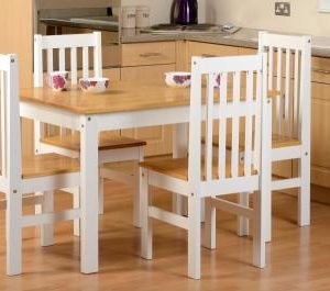 Ludlow Dining Table & 4 Chairs