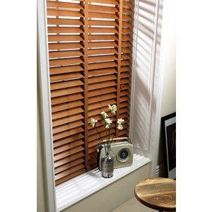 Pecan Wood Slat - Venetian Blind