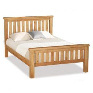 "Salisbury 4'6"" Bed Frame"