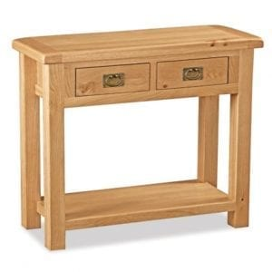 Salisbury Heavy Range - Console Table