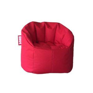 Snug Bean Chair - Red