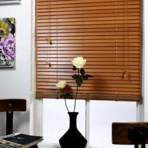 Sugar Maple Wood Slat - Venetian Blinds
