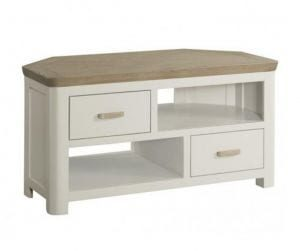 Treviso Painted Corner Tv Unit