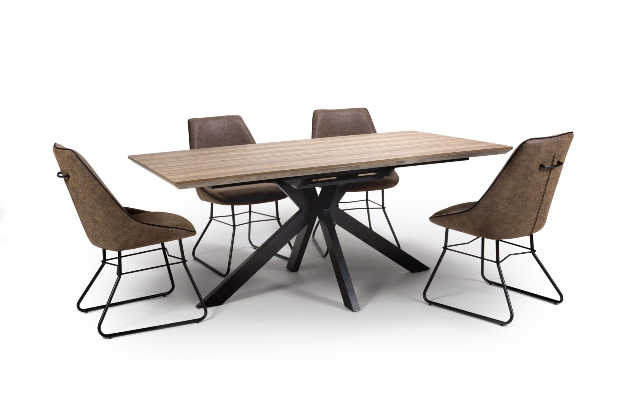 Manhattan Dining Table Mullarkeys Furniture